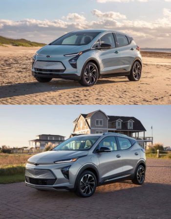 Chevrolet Bolt EUV vs. Bolt EV: Why the crossover gets our vote [Update]