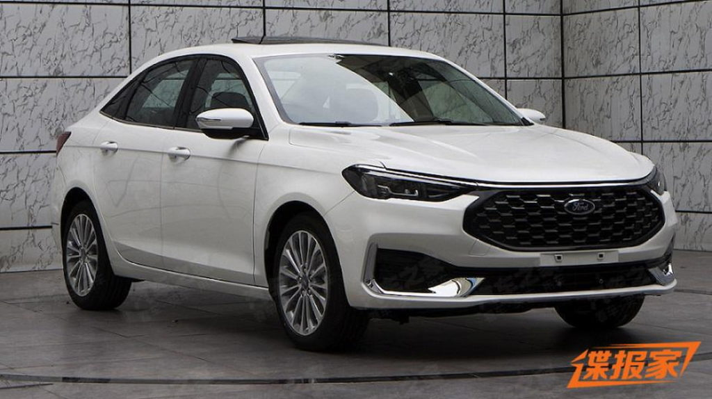 2022 Ford Escort to influence the design of the Ford Evos