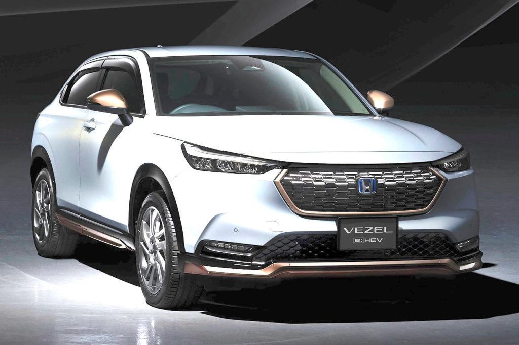 2022 Honda HR-V Vezel Access Casual Style