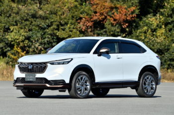 2022 Honda HR-V e:HEV hybrid revealed, to be launched in April [Update]