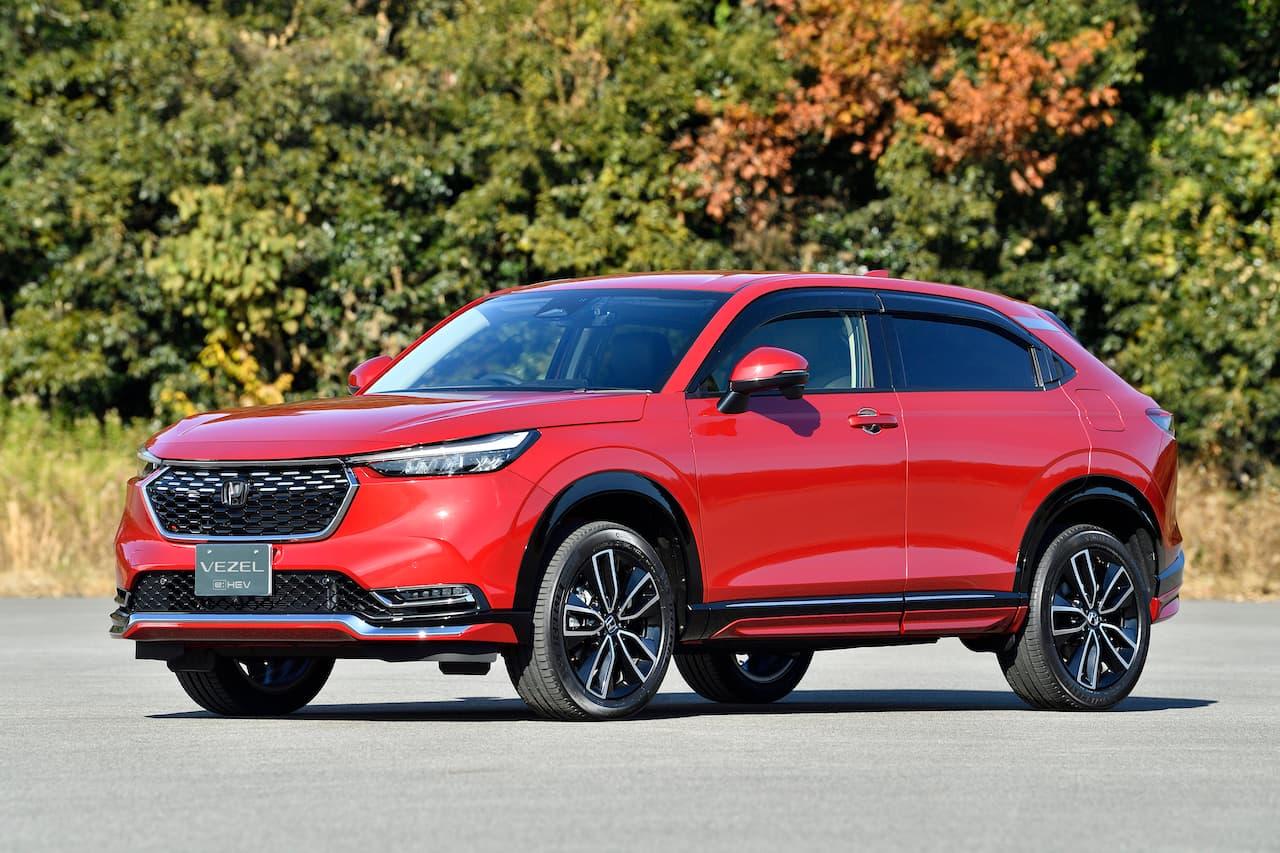 2022 Honda HR-V for USA to use bigger platform & rugged styling