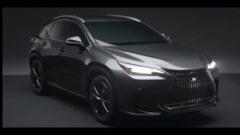 Everything we know about the 2022 Lexus NX plug-in hybrid (Lexus NX 450h+)
