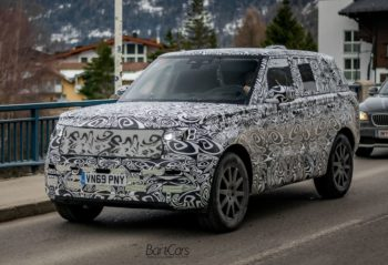 Will make money on all Range Rover EV models, says JLR CEO