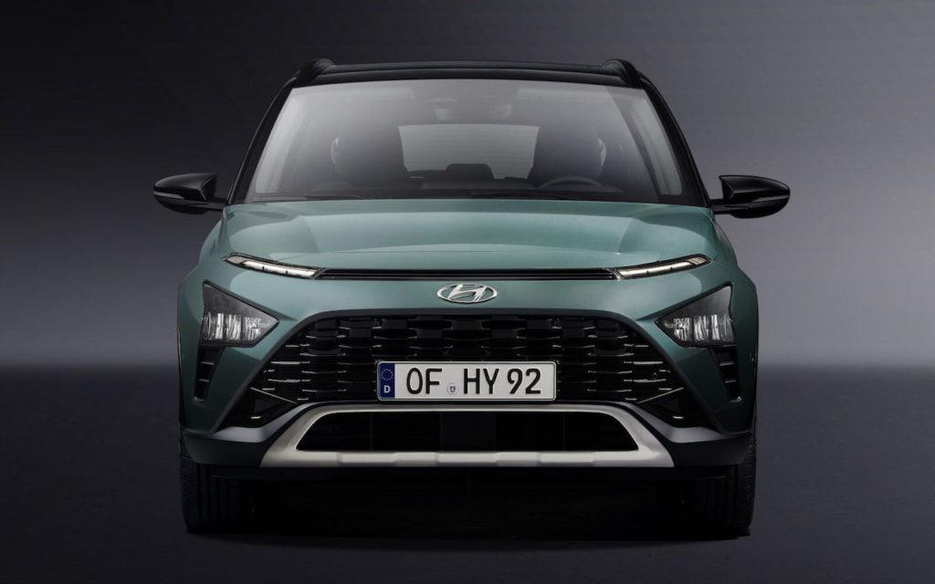 Hyundai Bayon front