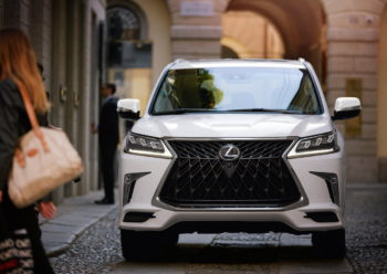2022 Lexus LX to be differentiated further from the Land Cruiser [Update]