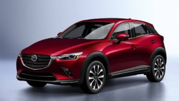 Next-gen Mazda CX-3 to be available with 48V mild-hybrid technology