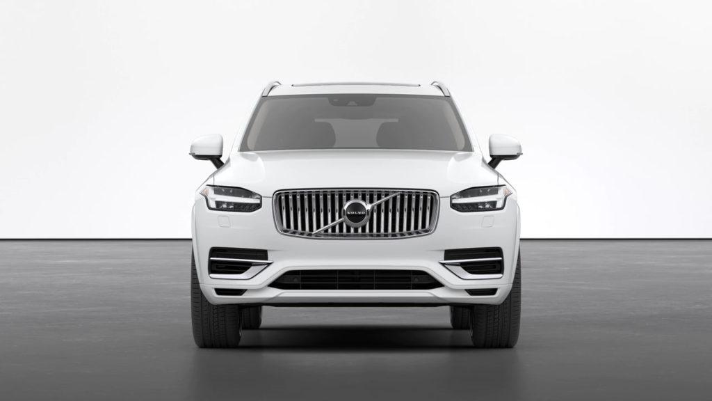 2021 Volvo XC90 Inscription front