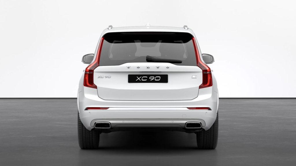 2021 Volvo XC90 Inscription rear