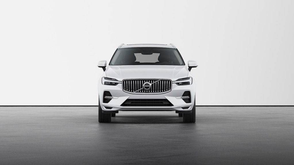 2022 Volvo XC60 facelift Inscription front