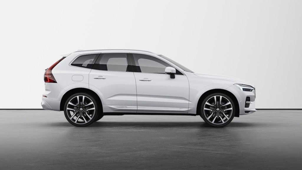 2022 Volvo XC60 facelift Inscription profile