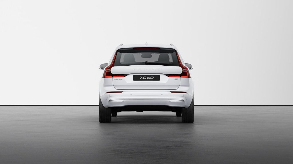 2022 Volvo XC60 facelift Inscription rear