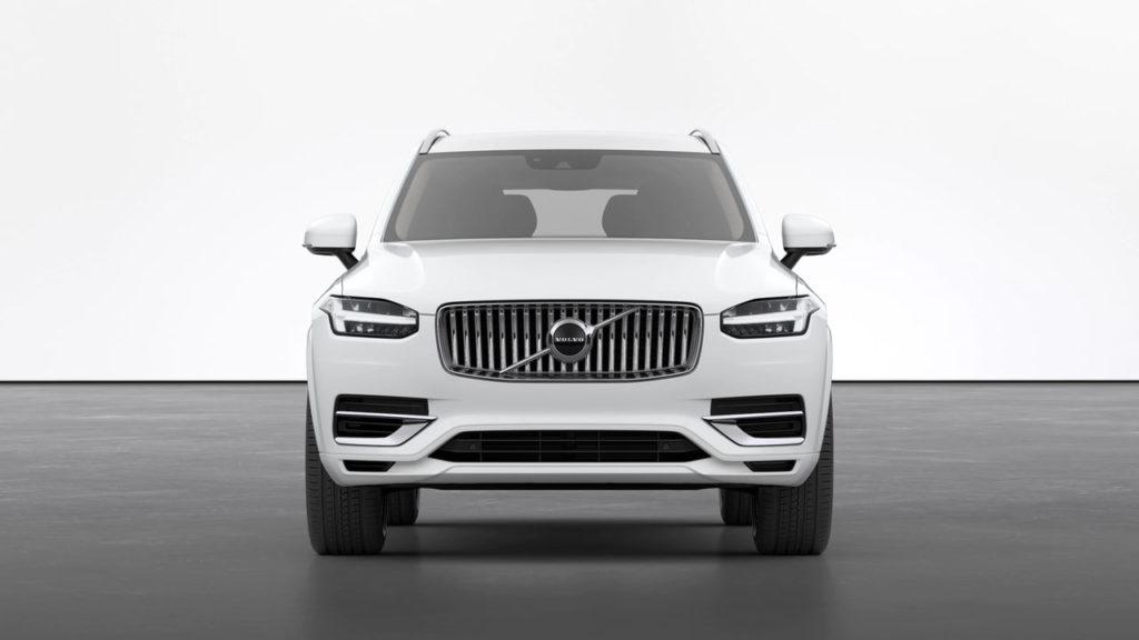 2022 Volvo XC90 Inscription front