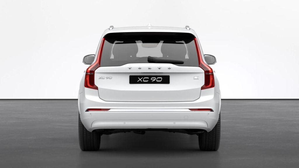2022 Volvo XC90 Inscription rear
