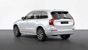 2022 Volvo XC90 Inscription rear quarters featured image