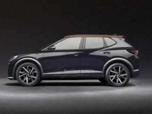 2025 Seat SUV MEB Lite platform