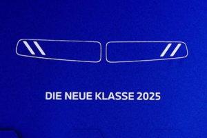 BMW Die Neue Klasse teaser