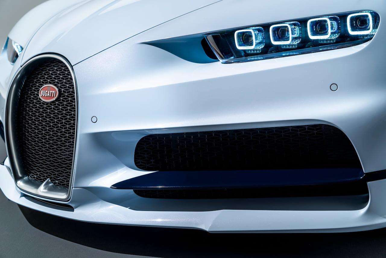 Bugatti Chiron Sky VIew for the Bugatti SUV story