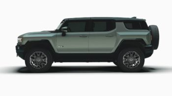 What is the link between the electric Hummer SUV & Marvel Cinema?