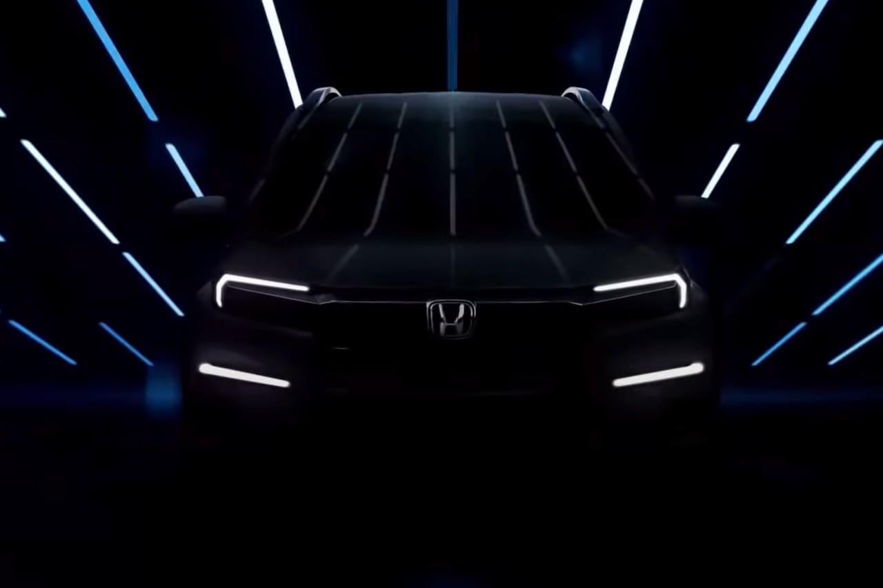 Honda N7X teaser