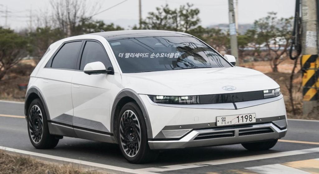 Hyundai Ioniq 5 Atlas White