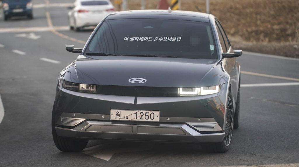 Hyundai Ioniq 5 Galactic Gray Metallic