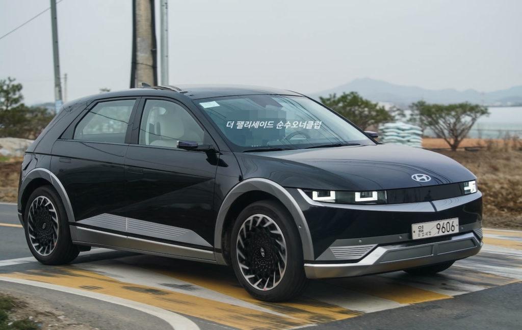 Hyundai Ioniq 5 Phantom Black Pearl