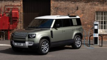 Land Rover Defender electric could launch only after 2025