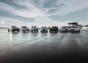 Mercedes EQE SUV teaser
