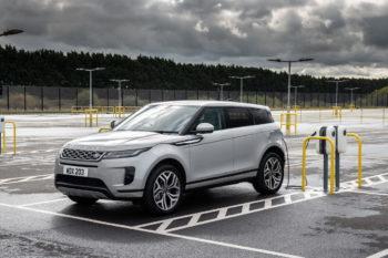 Next-gen Range Rover Evoque arrives in 2024 on Electric-ready platform
