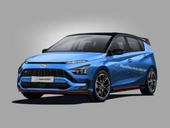 Would you fancy a performance-spec Hyundai Bayon N?