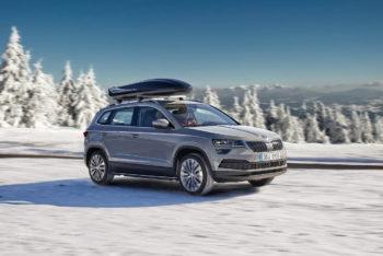 2022 Skoda Karoq (facelift) could be the brand's smallest hybrid