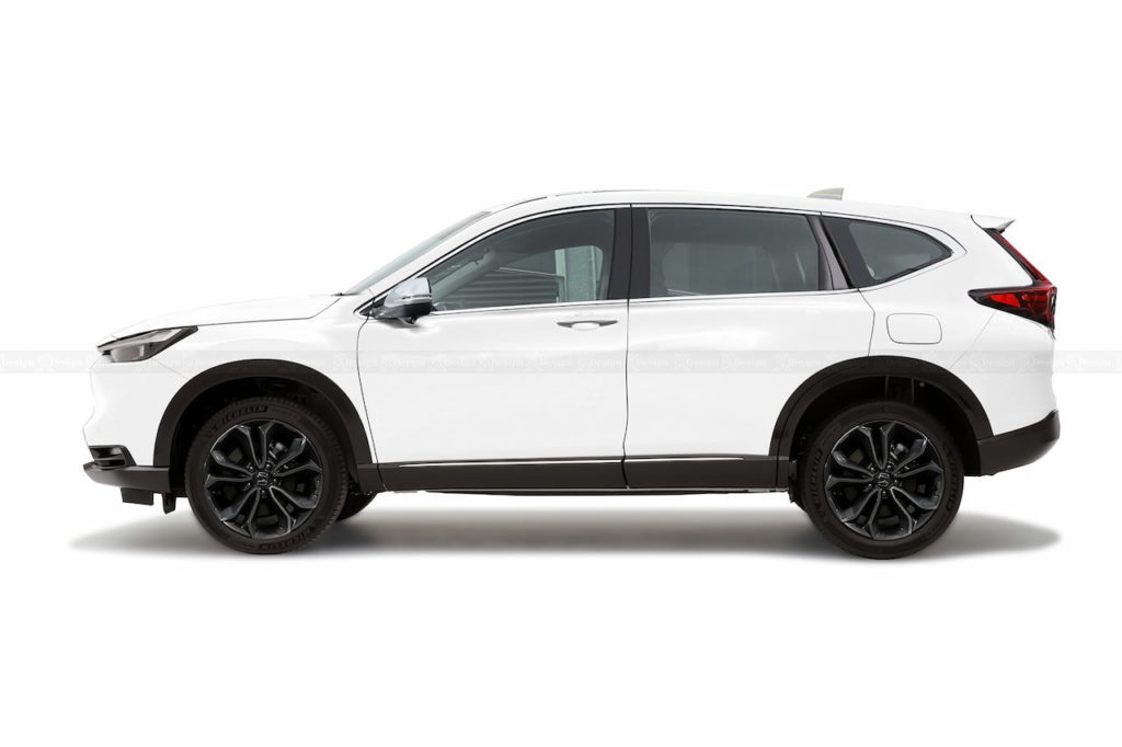 US-spec 2022 Honda HR-V rendering
