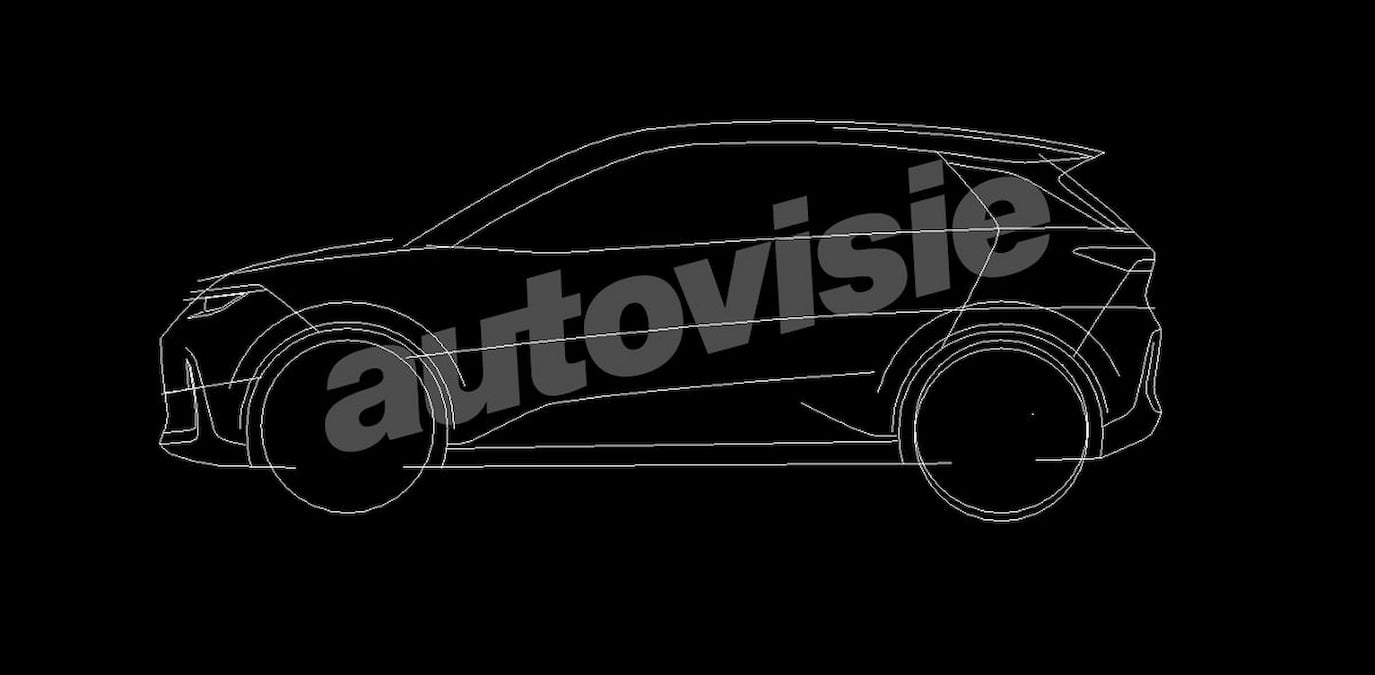 VW ID.2 X teaser