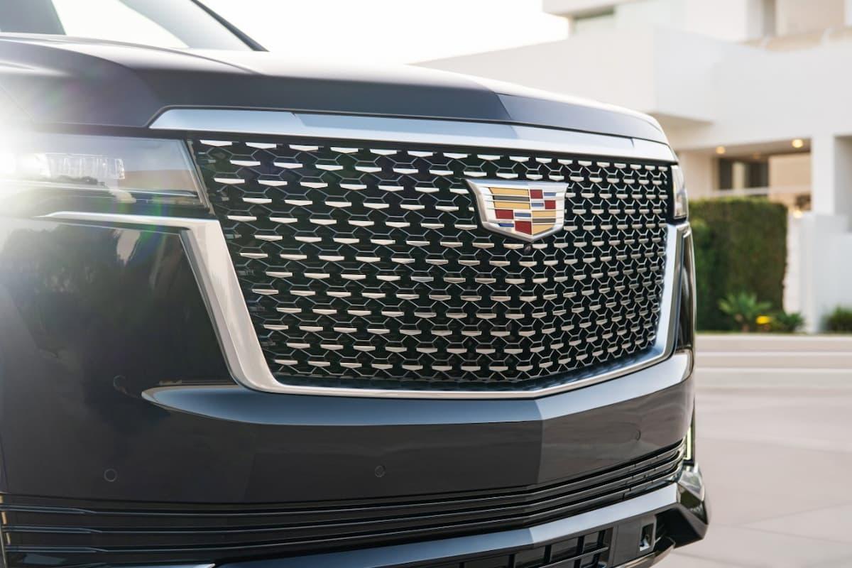 2021 Cadillac Escalade grille