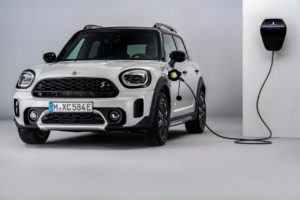MINI Countryman plug-in hybrid electric