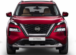 2022 Nissan X-Trail e-Power front