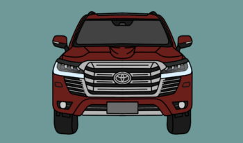 Exterior styles of 2022 Toyota Land Cruiser compared in leaked pics