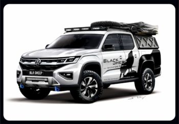Plug-in hybrid on the cards for the 2022 VW Amarok [Update]