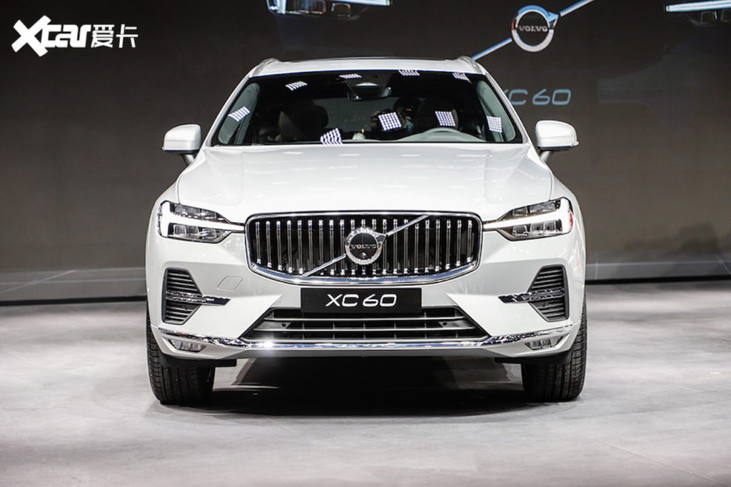 2022 Volvo XC60 (facelift) front