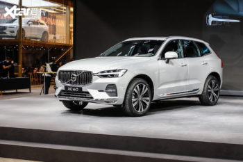 2022 Volvo XC60 (facelift) production launches this month