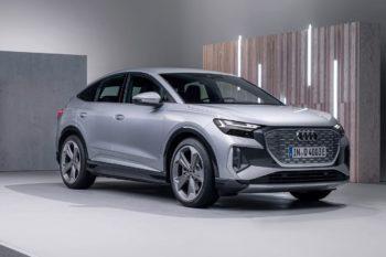 Audi Q4 series gains new long-range & AWD variants in Europe