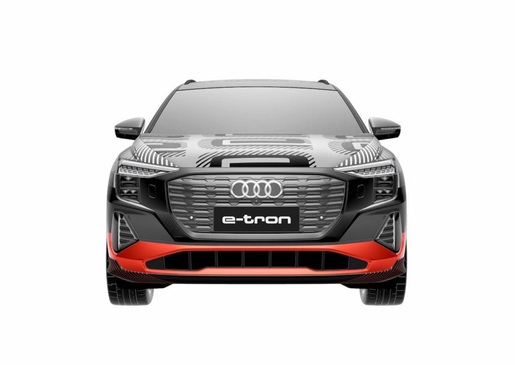 Audi concept Shanghai front