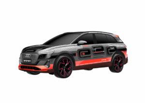 Audi concept Shanghai front three quarters