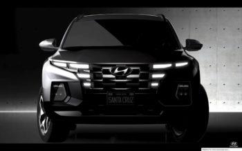 "Electric or Hybrid ""not far off"" on the Hyundai Santa Cruz [Update]"