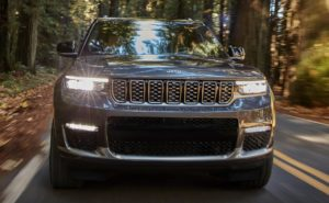 Jeep Grand Cherokee that is 4xe ready