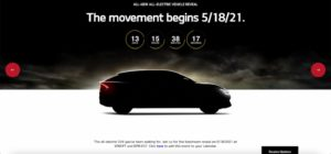 Kia EV6 US teaser May 18 unveil