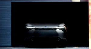 Toyota Beyond Zero Concept front teaser enhanced