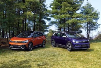 Eventually the VW ID.6 could make it to the U.S. market