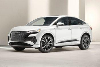 Audi Q4 e-tron Sportback reaches U.S. dealers by late-2021