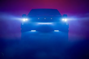 2022 Toyota Tundra pickup truck teaser